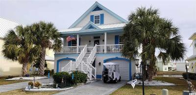 Surfside Beach Single Family Home For Sale: 117 Georges Bay Rd.