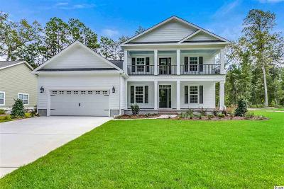 Pawleys Island Single Family Home For Sale: 206 Tuckers Rd.