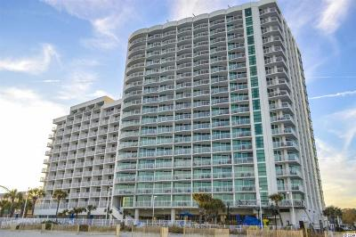 Myrtle Beach Condo/Townhouse For Sale: 201 Ocean Blvd. S #611