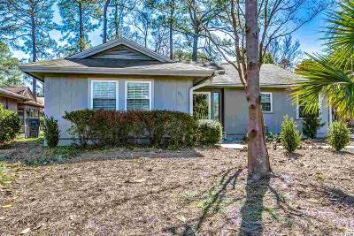 Myrtle Beach Single Family Home For Sale: 996 Cedarwood Circle