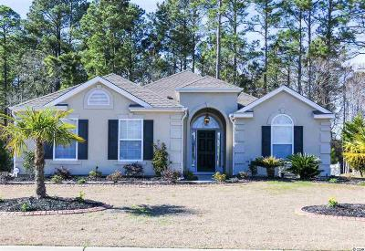 Myrtle Beach Single Family Home For Sale: 2432 Windmill Way