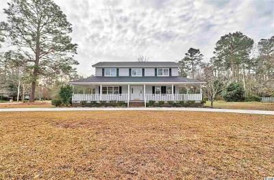 Conway SC Single Family Home For Sale: $275,000