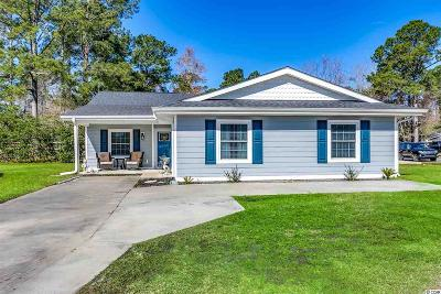 Myrtle Beach Single Family Home For Sale: 1006 Forestbrook Rd.