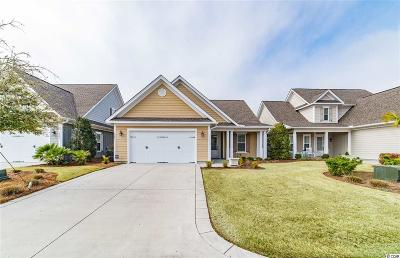 North Myrtle Beach Single Family Home For Sale: 2305 Tidewatch Way