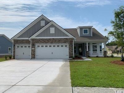 Myrtle Beach, North Myrtle Beach Single Family Home Active-Pend. Cntgt. On Financi: 1800 N Cove Ct.