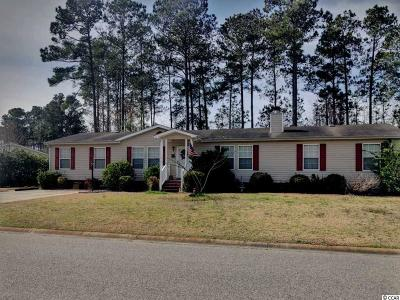 Myrtle Beach Single Family Home For Sale: 7011 Walden Ct.
