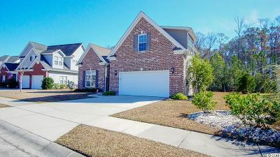 Myrtle Beach Single Family Home For Sale: 209 Appian Way