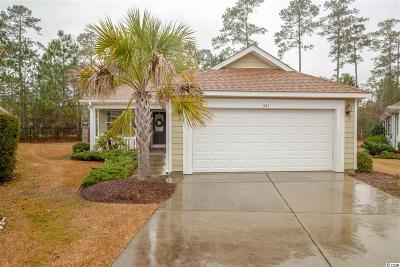 Murrells Inlet Single Family Home For Sale: 341 Declyn Ct.
