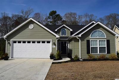 Myrtle Beach Single Family Home For Sale: 217 Foxpath Loop
