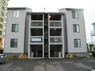 North Myrtle Beach Condo/Townhouse For Sale: 1019 S Ocean Blvd. #A2