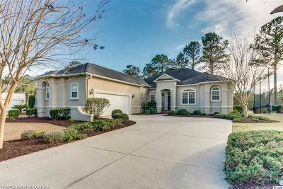 North Myrtle Beach Single Family Home For Sale: 5500 Leatherleaf Dr.