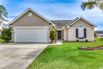 Surfside Beach Single Family Home For Sale: 120 Somerworth Circle