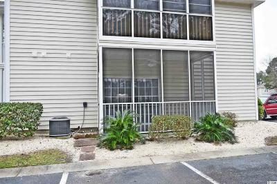 Murrells Inlet Condo/Townhouse For Sale: 1105 Sweetwater Blvd. #1105