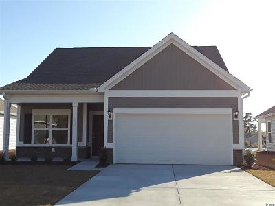 Murrells Inlet Single Family Home Active Under Contract: 209 Heron Lake Ct.