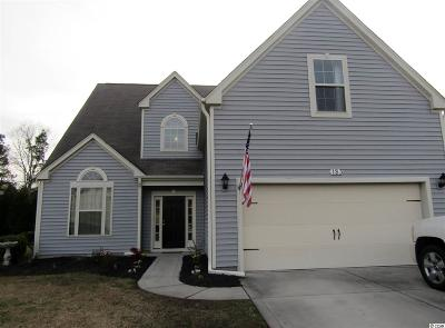 Conway SC Single Family Home For Sale: $254,900