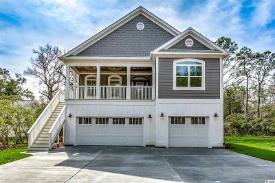 Murrells Inlet Single Family Home For Sale: 583 Hammock Ave.