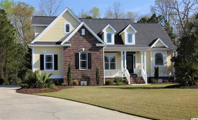 Murrells Inlet Single Family Home For Sale: 96 Grey Moss Rd.
