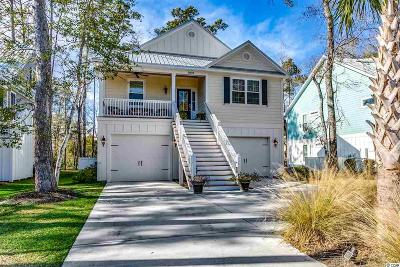 Murrells Inlet Single Family Home For Sale: 3898 Murrells Inlet Rd.