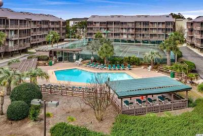 North Myrtle Beach Condo/Townhouse For Sale: 207 N Ocean Blvd. #344