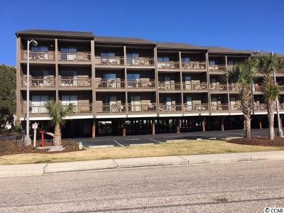 Myrtle Beach Condo/Townhouse For Sale: 202 75th Ave N #5708/570