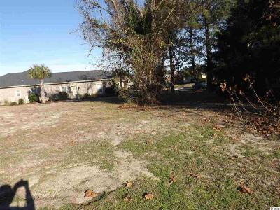 Georgetown County, Horry County Residential Lots & Land For Sale: 5015 Fiddlers Run Rd.