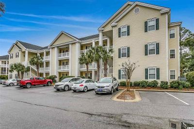 North Myrtle Beach Condo/Townhouse For Sale: 601 Hillside Dr. #3805