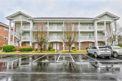 Myrtle Beach Condo/Townhouse For Sale: 3955 Gladiola Ct. #303