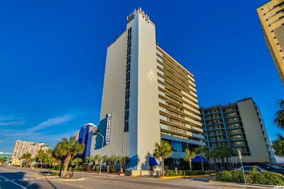 Myrtle Beach Condo/Townhouse For Sale: 2001 S Ocean Blvd. #618