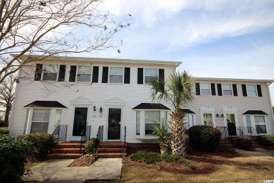 Myrtle Beach Condo/Townhouse For Sale: 2925 Carriage Row Ln. #122