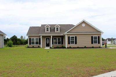 Conway SC Single Family Home For Sale: $192,600