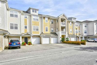 North Myrtle Beach Condo/Townhouse For Sale: 6203 Catalina Dr. #727