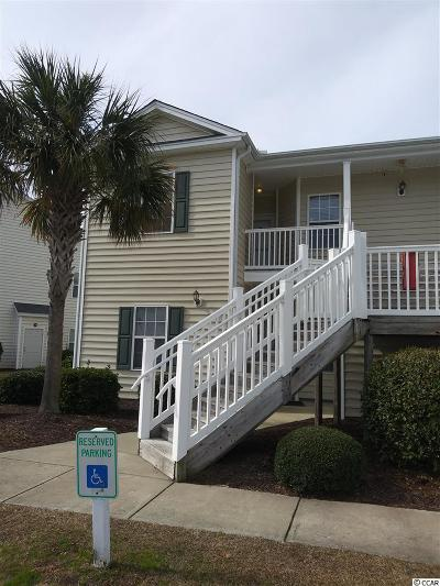 Myrtle Beach Condo/Townhouse For Sale: 4933 Crab Pond Ct. #201