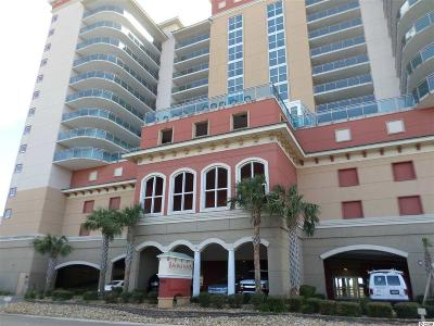 North Myrtle Beach Condo/Townhouse For Sale: 1321 S Ocean Blvd. #602