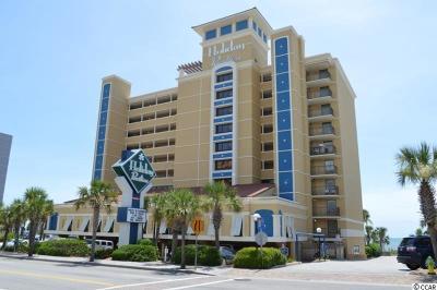 Myrtle Beach Condo/Townhouse For Sale: 1200 N Ocean Blvd. #203