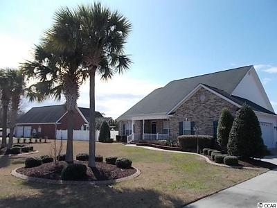 Myrtle Beach Single Family Home For Sale: 2617 Stump Blind Trail