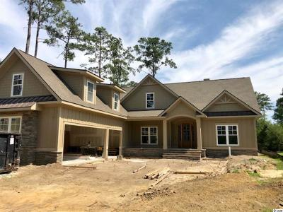 Murrells Inlet Single Family Home For Sale: 130 Low Country Loop