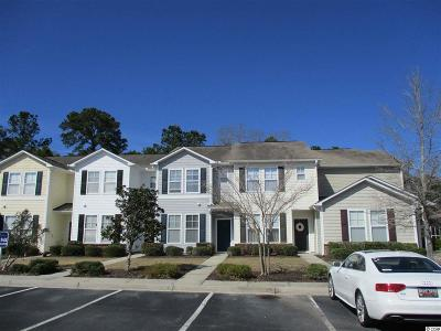 Myrtle Beach Condo/Townhouse For Sale: 143 Olde Towne Way #3