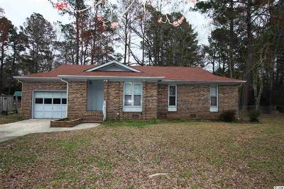 Myrtle Beach Single Family Home For Sale: 116 Quail Hollow Rd.