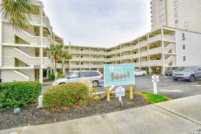 North Myrtle Beach Condo/Townhouse For Sale: 3701 S Ocean Blvd. #310