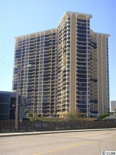 Myrtle Beach Condo/Townhouse For Sale: 9650 Shore Dr. #601