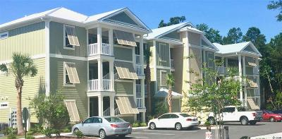 Pawleys Island Condo/Townhouse For Sale: 82 Mingo Dr. #3-D