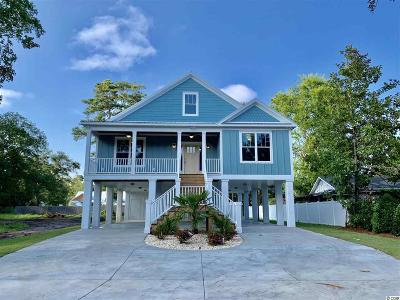 Pawleys Island Single Family Home For Sale: 616 S. Causeway Rd.