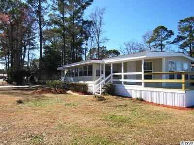 Myrtle Beach Single Family Home For Sale: 1655 Crystal Lake Dr.