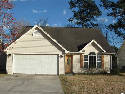 Murrells Inlet Single Family Home For Sale: 9608 Kings Grant Dr.