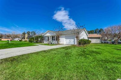 Myrtle Beach Single Family Home For Sale: 1611 Stuart Square Circle