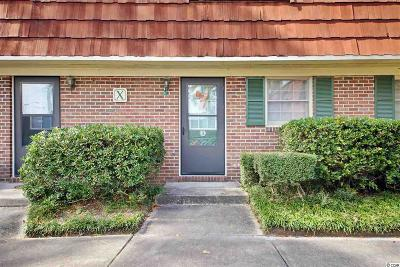Conway SC Condo/Townhouse For Sale: $58,000