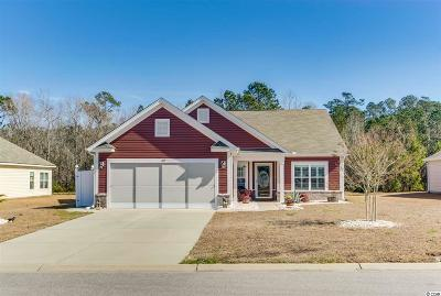 Little River Single Family Home Active-Pend. Cntgt. On Financi: 109 Blackpepper Loop