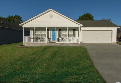 Murrells Inlet Single Family Home For Sale: 9852 Conifer Ln.