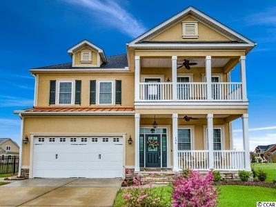 Myrtle Beach Single Family Home For Sale: 104 Oyster Point Way