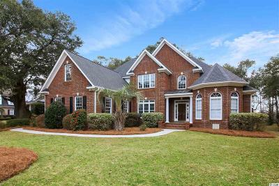 Pawleys Island Single Family Home For Sale: 13 Red Squirrel Ln.